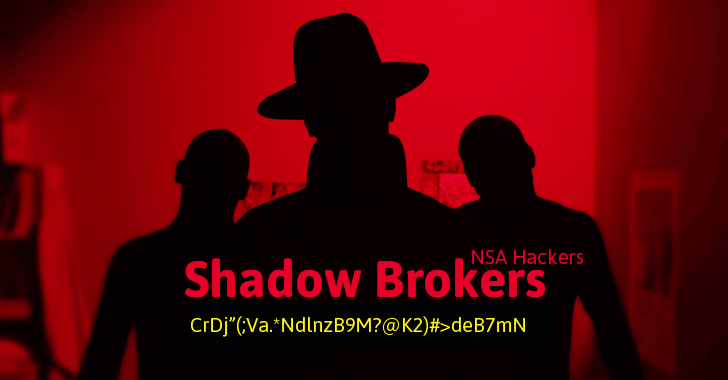 The Shadow Broker NSA Hacking Tools