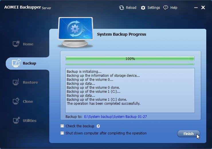 how to set windows backup dns server