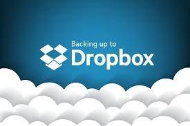 Backup to Dropbox