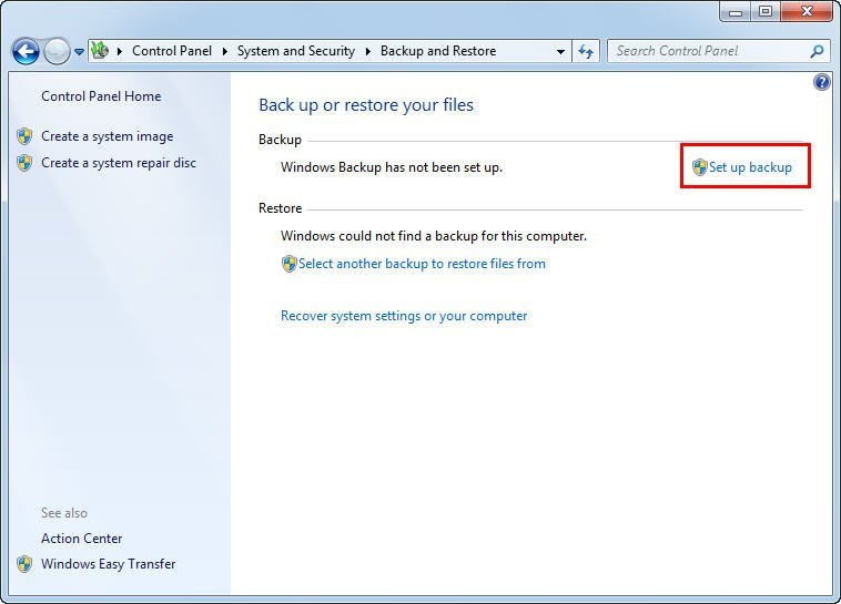 how to delete windows files from external hard drive