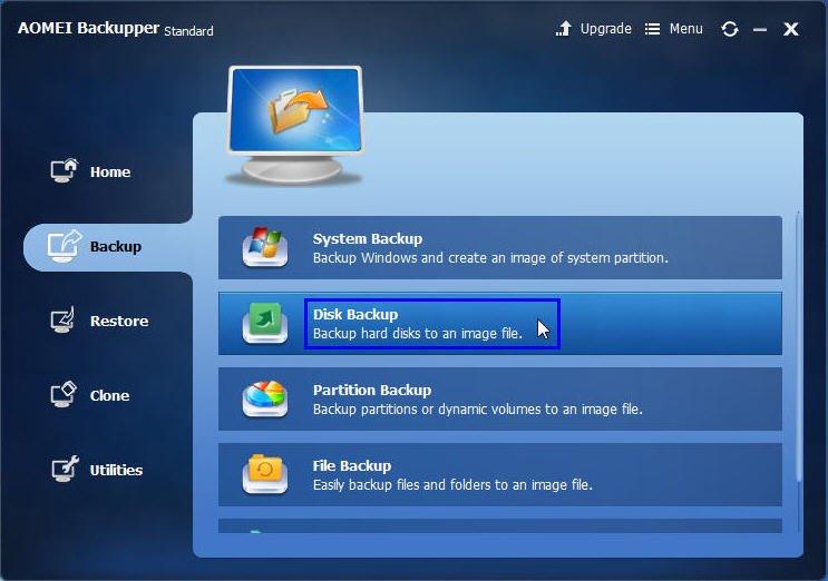SSD Backup