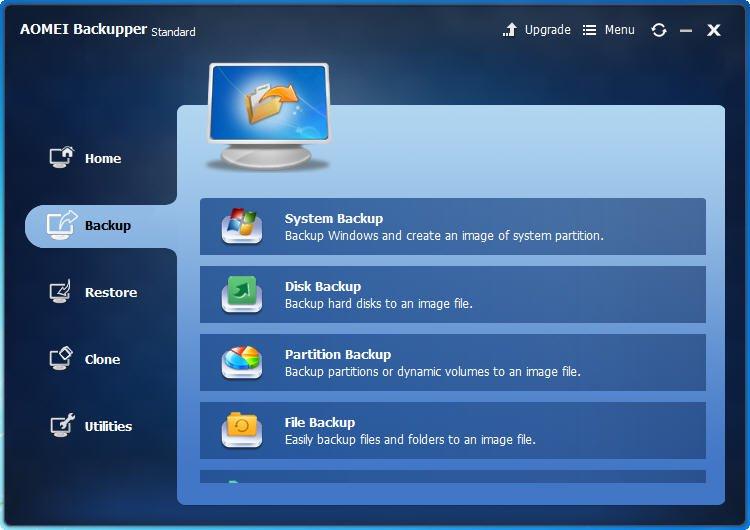 AOMEI Backupper Standard 3.5 Review