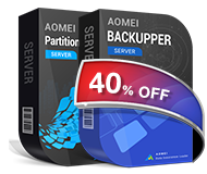 AOMEI Backupper Server & AOMEI Partition Assistant Server