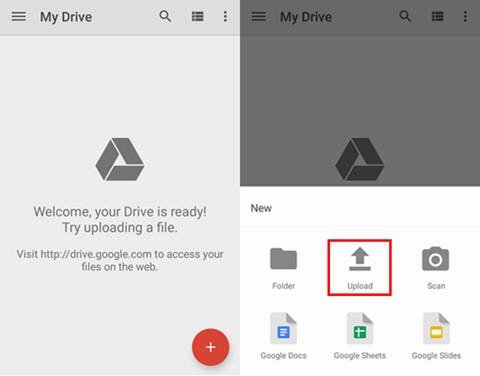 How to Backup Data on SD Card to Google Drive? (5 Ways included)