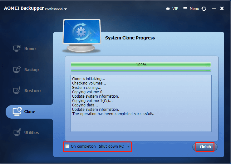 The Best Way to Clone OS to SSD in Lenovo