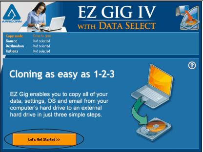 EZ Gig IV Get Started