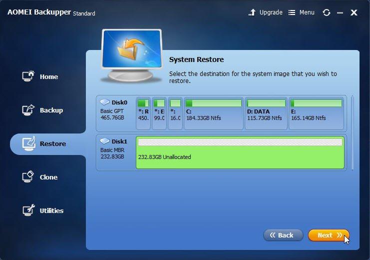 Select SSD