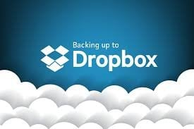 Backup auf Dropbox