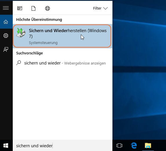 Anleitung: Windows 10 Systemabbild auf USB-Stick erstellen