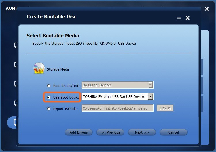 make usb bootable iso linux