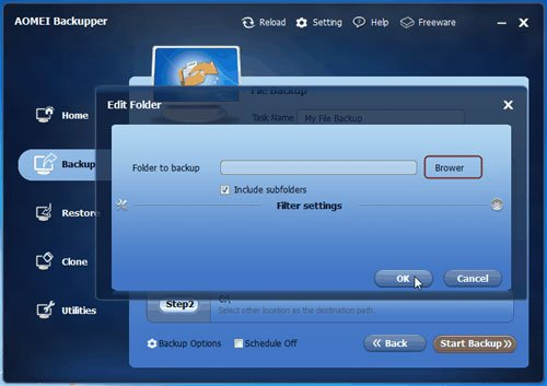 The Simplest Way To Backup Your Files