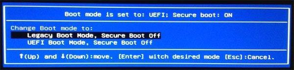 Restaurer Windows  Ef Bf Bd Partir De Uefi Bios Utility