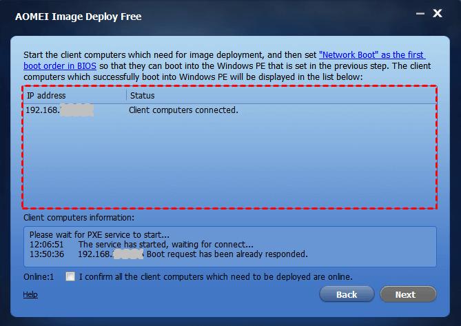AOMEI Image Deploy   SYSPREP Alternative in Windows 7/8/10