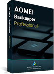 Upgrade to AOMEI Backupper Pro to Get More Advanced Features