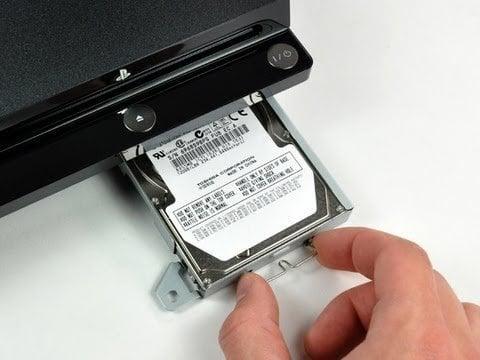PS3 Hard Disk