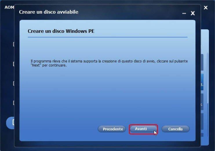 Creare windows pe o linux avviabile disco usb iso - Creare finestra popup ...
