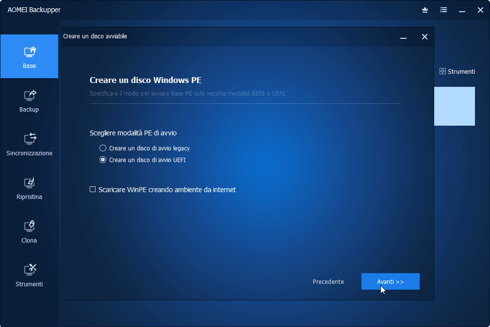 Windows UEFI Boot