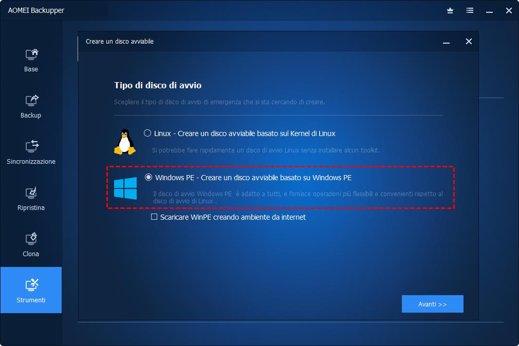 Windows Bootable Disc