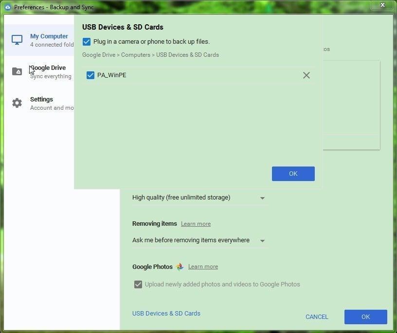グーグル フォト を sd カード に 移す