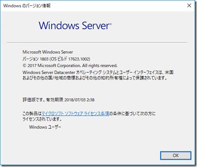 Microsoft Win Server 2019