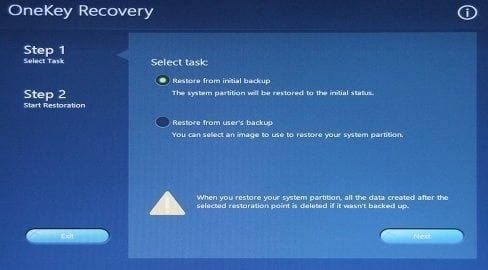 How to Do Lenovo Ideapad Y510p System Recovery?