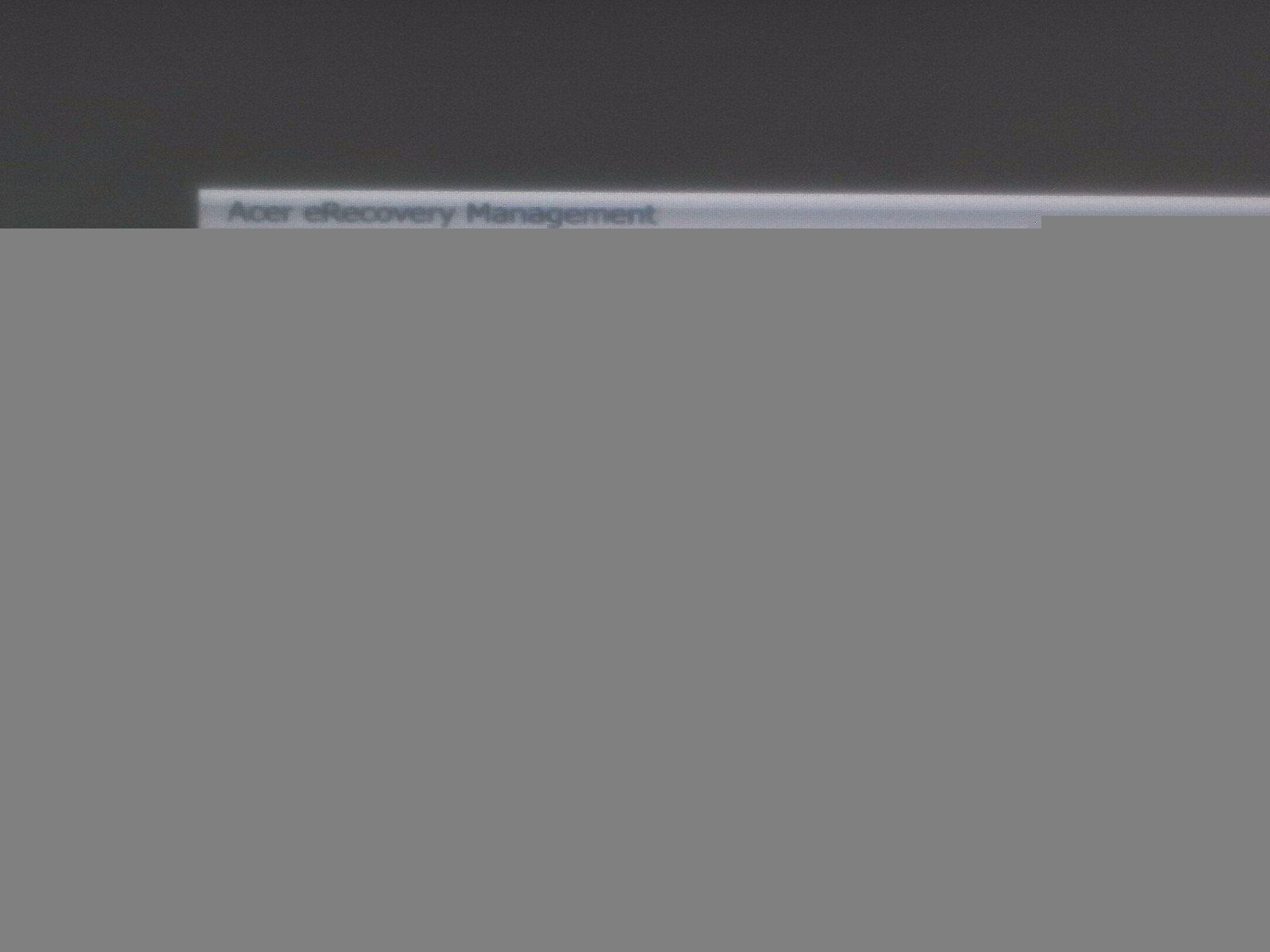 Partition Fail to Be Formatted