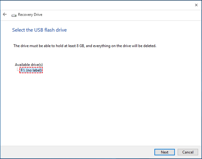 How to Create ASUS Recovery Disk in Windows 10 Efficiently?