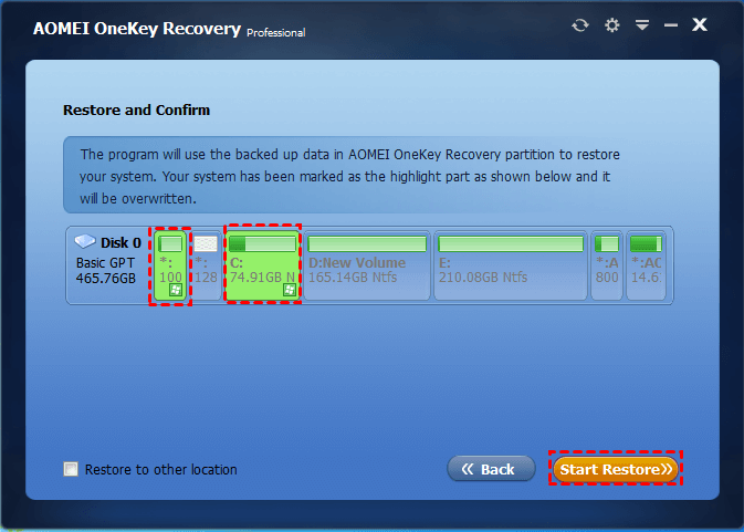 Easiest Way to Create Bootable Hidden Recovery Partition for