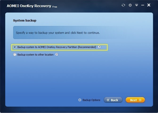 How to Use Lenovo One Key Recovery?