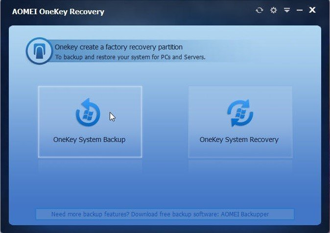 how to use lenovo system recovery