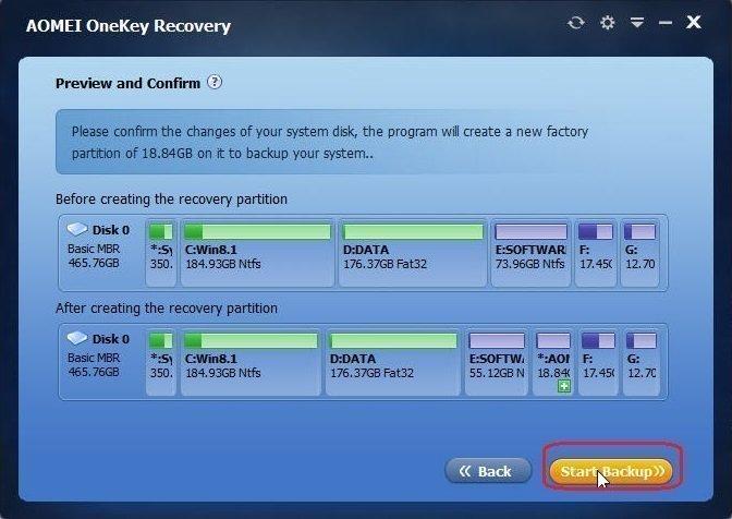Скачать программу onekey recovery для windows 7