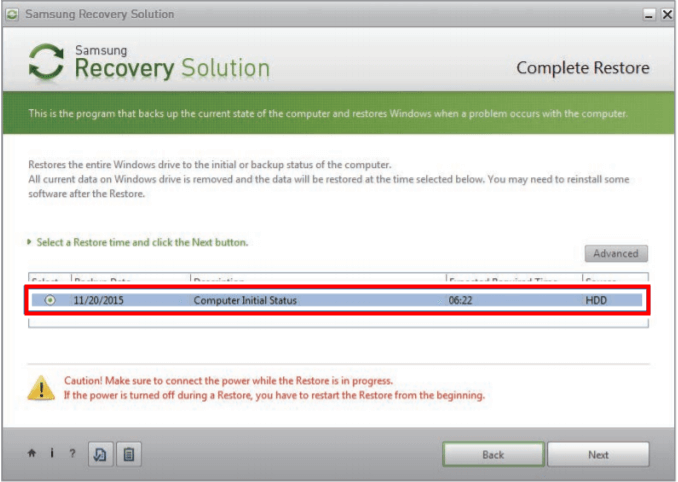 How to Run Samsung Laptop Recovery from Boot Efficiently?