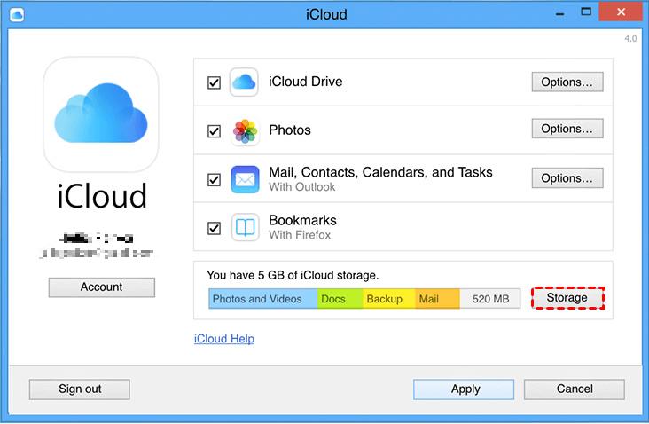 Locate Backup Files PC