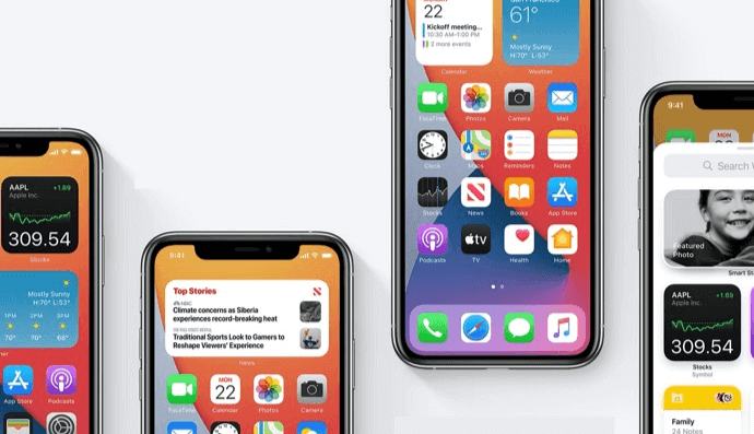 Get iOS 14 Developer Beta