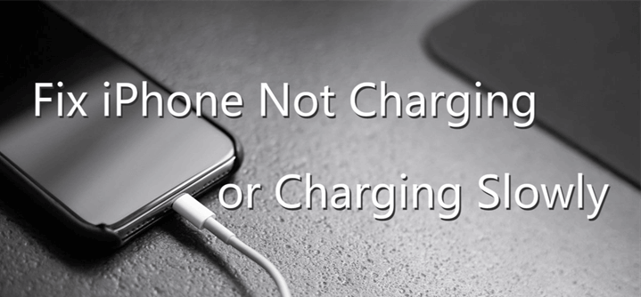 iPhone Not Charging or Charging Slowly