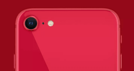 iPhone SE 2020 Camera