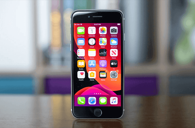 Set Up iPhone SE 2020