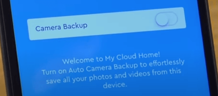 How To Fix Wd My Cloud Auto Backup Iphone Not Working