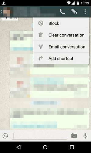 Email Whatsapp Messages