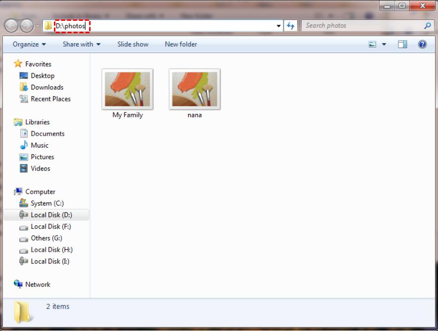 After Sync Target Folder