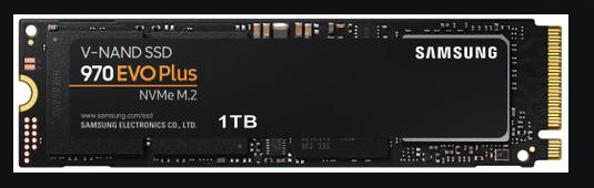 M.2 NVMe SSD
