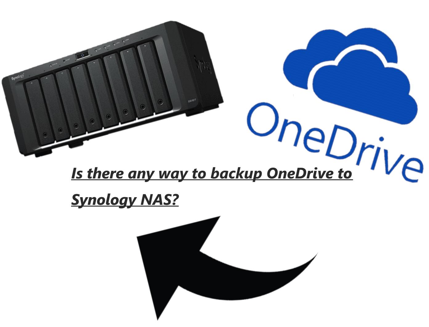 Synology Onedrive Backup