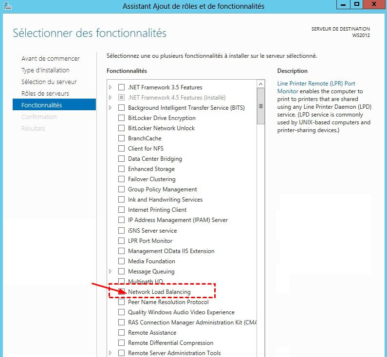 Résoudre problème de Windows Server ne peut pas sauvegarder
