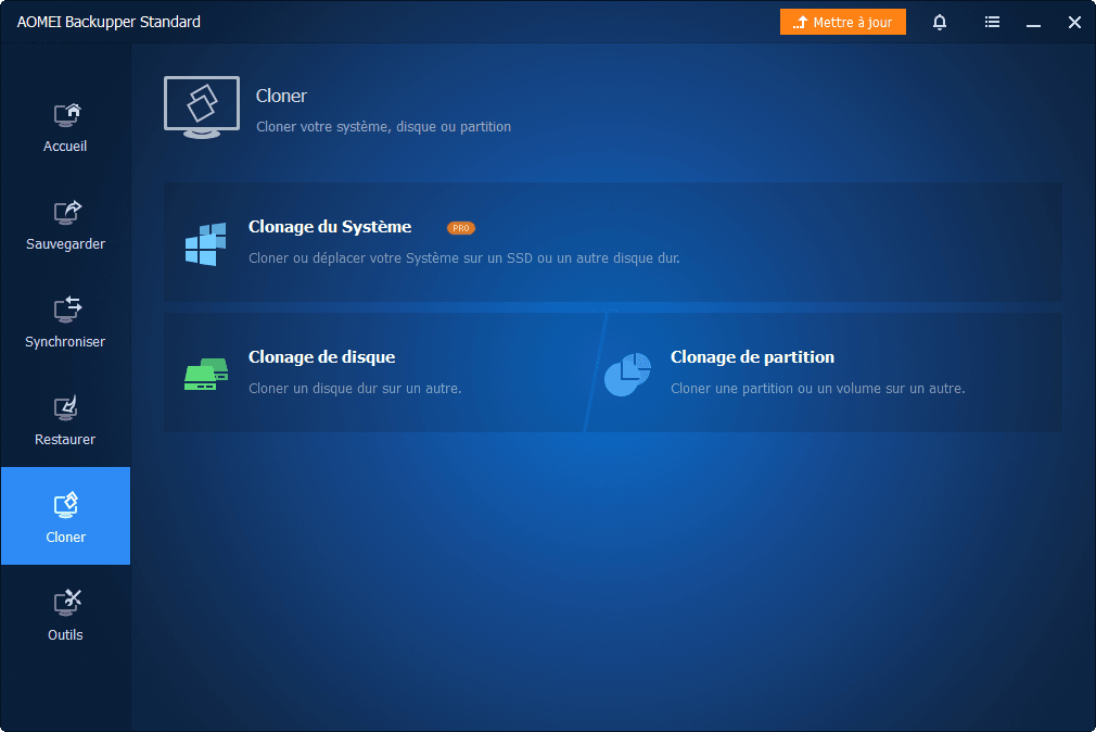 logiciel alternatif acronis clonage