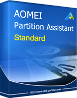 About AOMEI Partition Assistant Standard