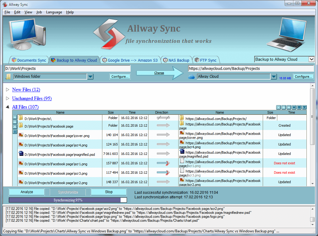 Get the Best Allway Sync Alternative for Free
