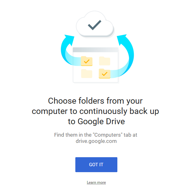 Google drive Backup and Sync Introduction