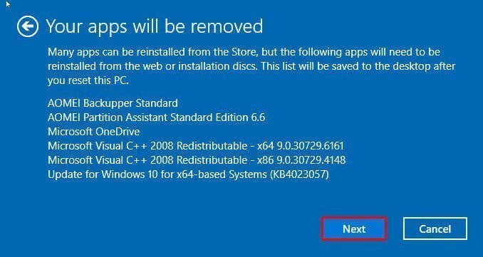 How to Reinstall Windows 10 without CD?
