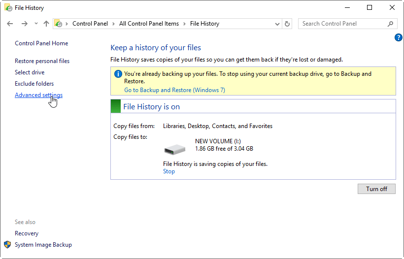 how to run disk image file on windows 10
