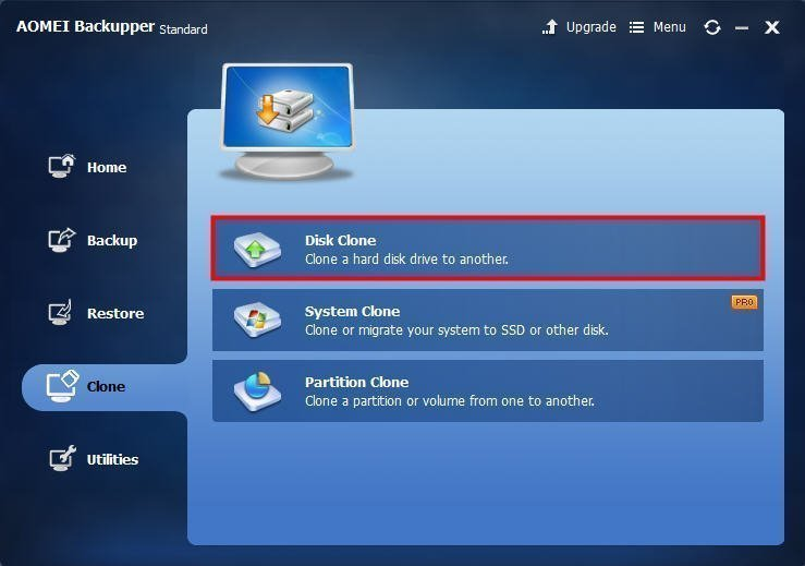 how to make cloned ssd bootable